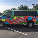 Outreach Program- wrapped van