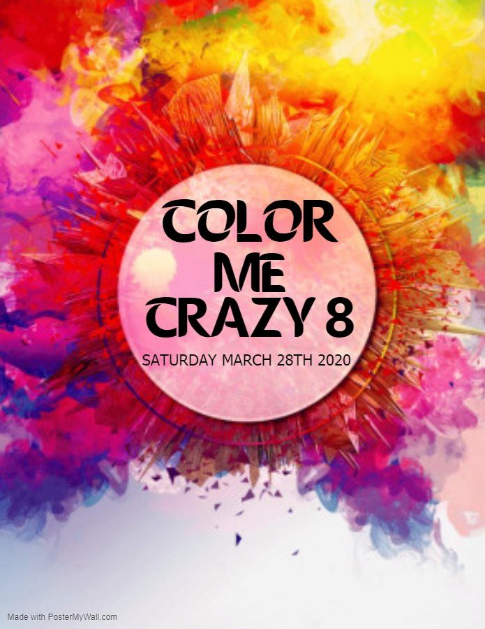 2020 color me crazy 8 with all different paint colors