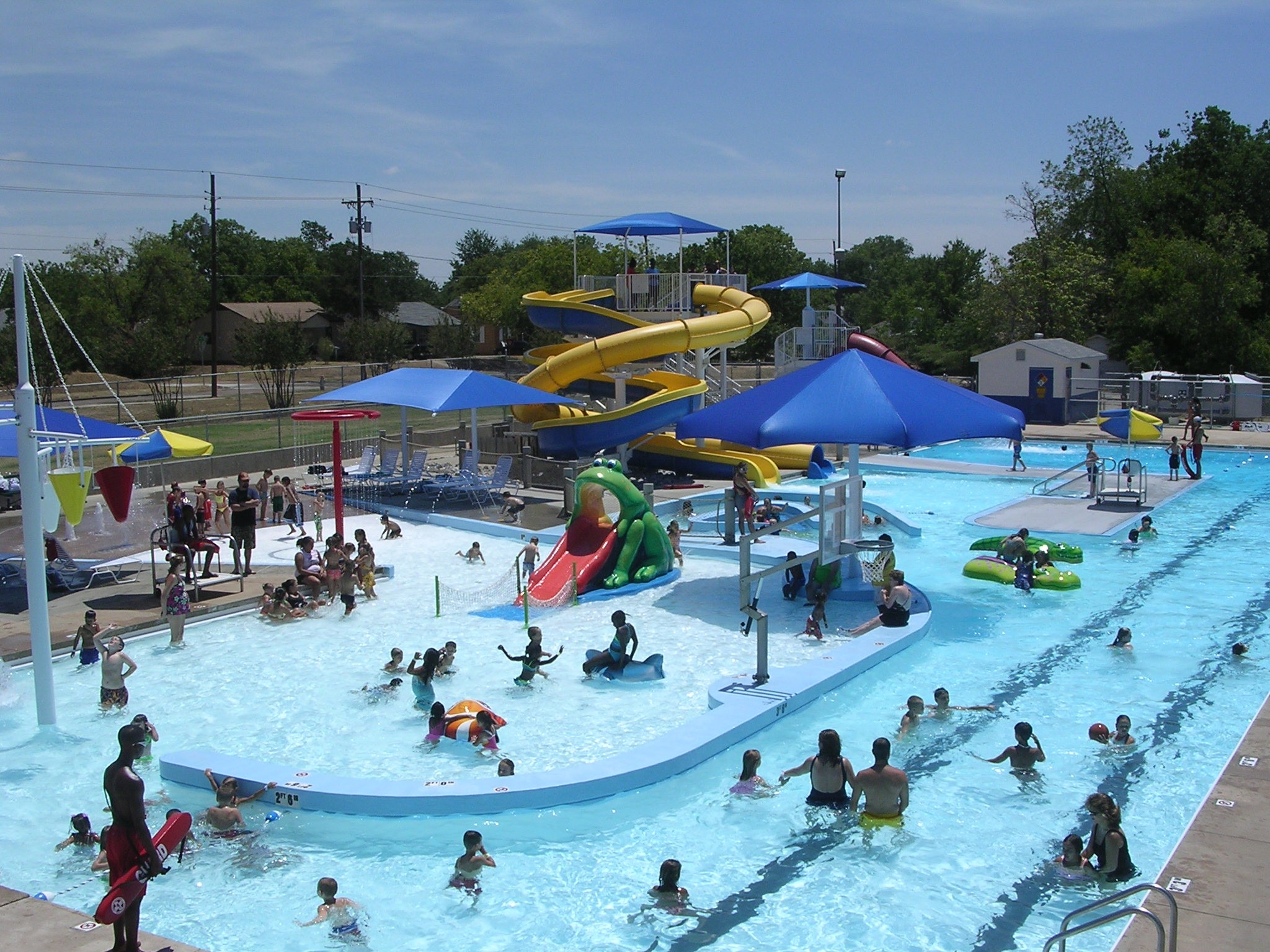 Ardmore ok official website for Garden city pool hours