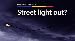 streetlight out